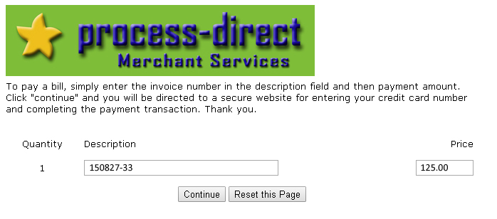 merchant online portal